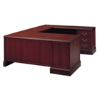 Executive U Desk with Right Return, 10895