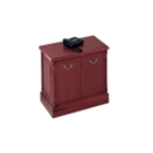 Traditional Two Door Storage Cabinet, 40339