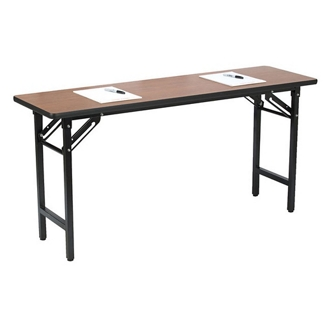 "60"" x 24"" Folding Training Table, 41412"