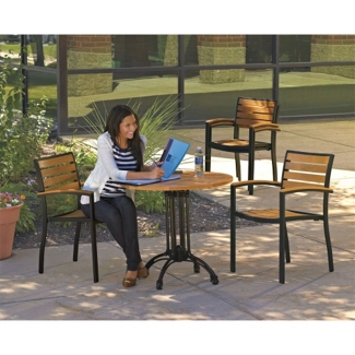 Outdoor Teak Patio Furniture Set, 85377