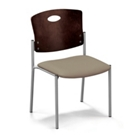 Strata Armless Chair, CD06289