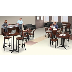 Loft Cafe Breakroom Grouping, 44721