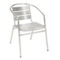 Outdoor Aluminum Chair, 91689