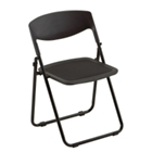 Folding Chair with Mesh Seat, CD02580