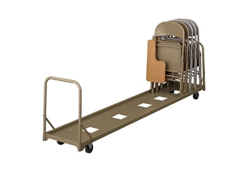 Folding Chair Caddie with Movable Post, 92152