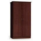 Arcadia Double Door Wardrobe Cabinet, 25351