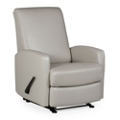 Room-Saver Vinyl Recliner with Smooth Back, 25790
