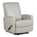Rocker Vinyl Recliner with Smooth Back, 25791