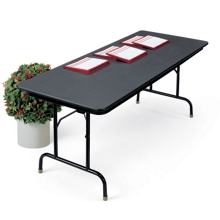 "Heavy-Duty Rectangular Folding Table  - 36"" x 96"", 41095"