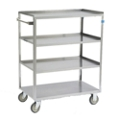 "37""W 500lb Weight Capacity Linen Cart, 25562"