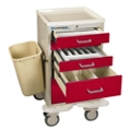 5-Drawer Emergency Mini Cart, 25568