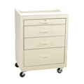 4 Drawer Super Saver Standard Cart, 25576