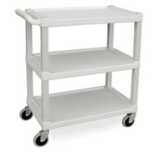 "Lakeside 16""x24"" Standard Duty Plastic Utility Cart, 31825"