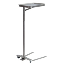 Mayo Instrument Stand with 21x16 Tray, 25089