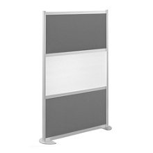 "52""W x 78""H High Panel Wall Partition, 20106"