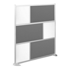 "76""W x 78""H High Panel Wall Partition, 20107"