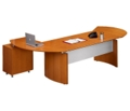 L-Desk with Right Return, 15171