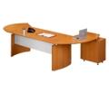 L-Desk with Left Return, 15172