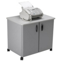 Steel Supply Cabinet with Casters, 42088