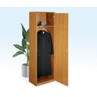 Right Hand Cabinet with Clothing Rod, CD01128