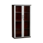 Wall Storage Cabinet with Glass Doors, CD01088