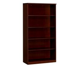 Wood Veneer 5 Shelf Bookcase, 32632
