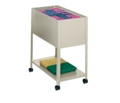 Letter File Drawer with Shelf , 34274