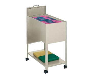 Letter File Drawer with Shelf and Lid, 34275