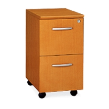 Two Drawer Mobile File, 34298