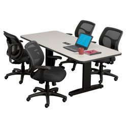 Rectangular Conference Table - 10 x 4