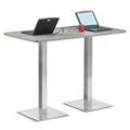 "Standing Height Table - 60""W, 41657"