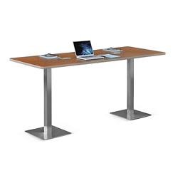 "Standing Height Conference Table - 96""W x 36""D, 41694"