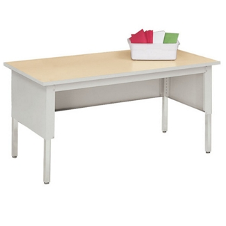 Rectangular Workstation with Adjustable Height - 5' W, 42045
