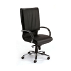 High Back Leather Executive Chair, 50504