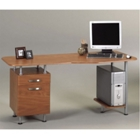 Writing Desk with CPU Shelf, 60920