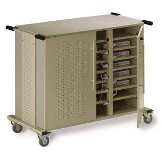 24 Laptop Charging Cart, 60977