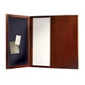 Presentation Board with Two Doors, 80075