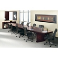Panel Base Conference Table Set - 18', 86040