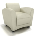 Leather Mobile Lounge Chair, 76488