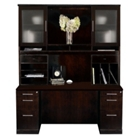 Sorrento Credenza & Hutch, CD06566