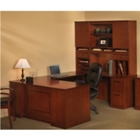 Sorrento Right Return Executive U Desk with Hutch, CD06560