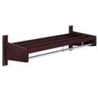 Wallmount Coat Rack 3' Wide, 90146