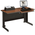 4' Computer Workstation with Keyboard Platform, 11288