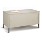 Mailroom Storage Table with Doors, 42073
