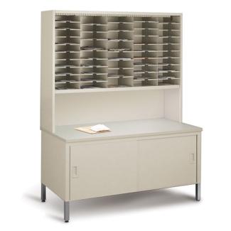 Mailroom Table & Sorter Set, 42080