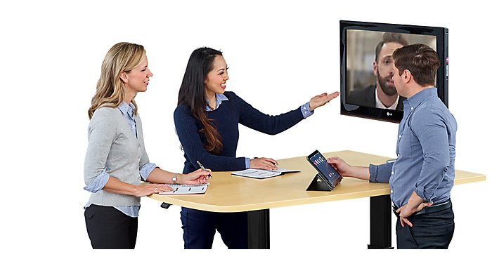Exclusive Media Tables for Teleconferencing | NBF Blog