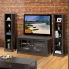 TV Stand with Matching Bookcases, CD01008