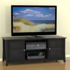 "58"" TV Stand with Glass Doors, CD01995"