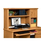 Medium Oak Hutch, 10982