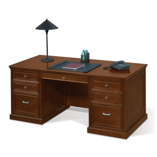 Statesman Compact Executive Desk, 13167